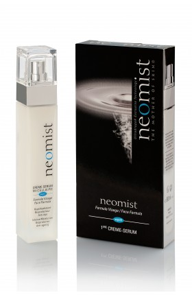 Neomist - First Global Anti-Ageing Cream-Serume Formula