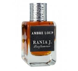 Parfums Rania J. - Ambre Loup EDP 50 ml