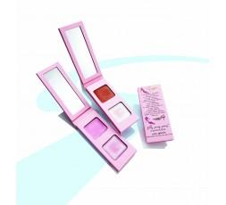 Jelly Pong Pong - Shoe Palette - Plush Pumps