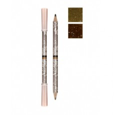 Paul & Joe - Eyebrow Duo Pencil - Brown