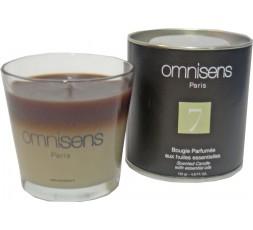 Omnisens - Bougie Parfumée aux Huiles Essentielles la 7