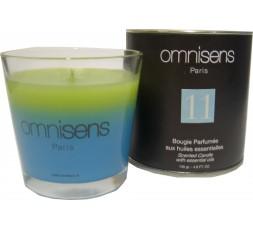 Omnisens - Bougie Parfumée aux Huiles Essentielles la 11