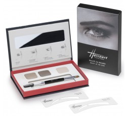 HARCOURT -  Palette Sourcils - Beauté du Regard - Light