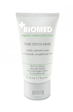 Biomed - Masque Pure Detox - Pure Detox Mask