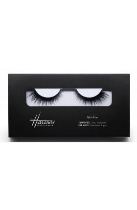 Harcourt - False Lashes & Glue Eye Wink - Marlène