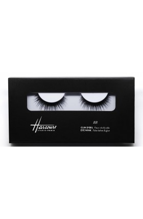 Harcourt - False Lashes & Glue Eye Wink - BB