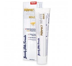 Beverly Hills Formula - Dentifrice Blanchissant Perfect White Gold