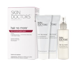 Skin Doctors - Hair No More Pack - Système de dépilation