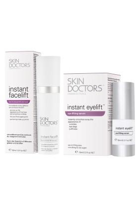 Skin Doctors - Pack Instant Effect: Facelift et Eyelift
