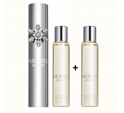 Lise Watier - Neiges Eau de Parfum purse spray 14 ml + refill edp Neiges 14 ml
