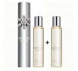 Lise Watier - Neiges Eau de Parfum purse spray 14 ml + refill edp Neiges 14 ml