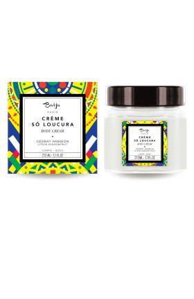 Body cream So Locura 212 ml