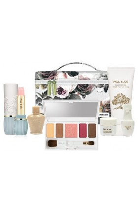 L'incontournable Kit Vanity de Noël Paul & Joe 60€
