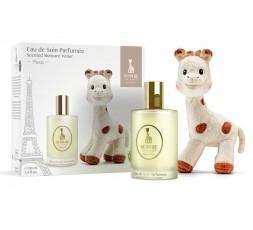 Coffret Eau de Soin Parfumée 100 ml Sophie la Girafe