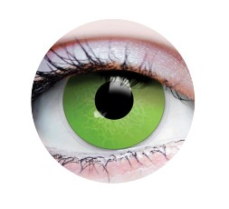 Contact Lenses - HULK