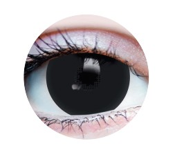 Contact Lenses - BLACK MINI SCLERA
