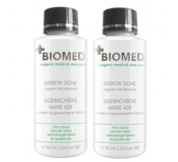 Biomed - Ingrow Gone - Disparition des Poils sous-cutanés - 90 ml