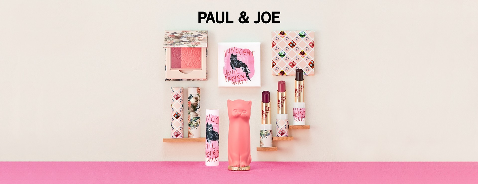Paul & Joe Autumn 2019